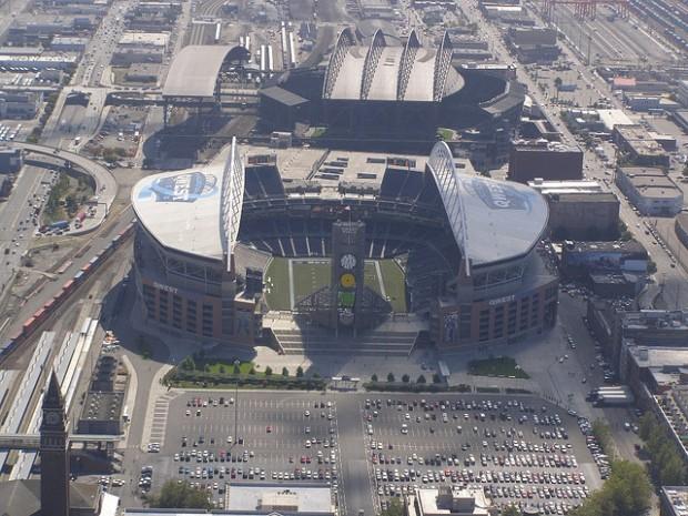 Quest Field in Seattle, Seattle Seahawks