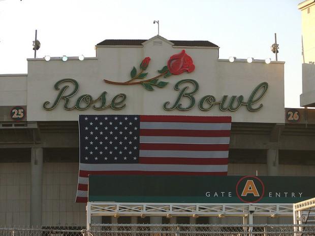 Rose Bowl Front