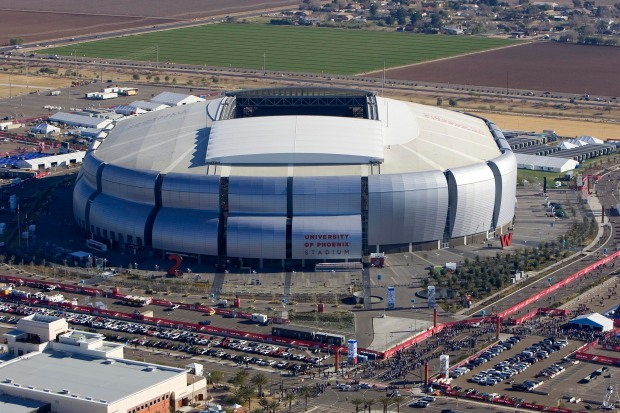 University of Phoenix Stadium, Glendale
