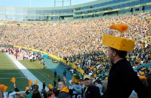 Cheesehead Green Bay Packers