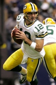 Aaron Rodgers, QB Green Bay Packers