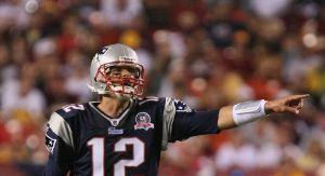 QB Tom Brady, Patriots