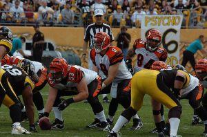Carson Palmer QB Bengals, NFL Football