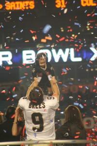 Drew Brees QB New Orleans Saints