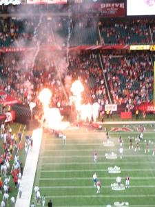 Atlanta Falcons, NFL Football