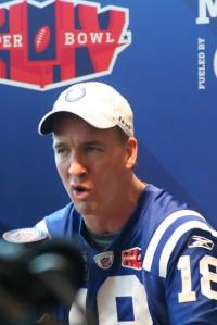 Peyton Manning QB Colts