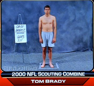 Tom Brady, QB Patriots