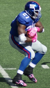 Brandon Jacobs RB New York Giants