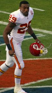 Eric Berry The Fifth Dimension Kansas City Chiefs NFL Sideline Reporter