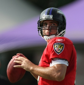 Baltimore Ravens Joe Flacco