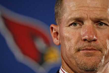 Ken Whisenhunt Head Coach Arizona Cardinals