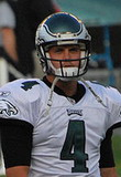 Kevin Kolb QB Eagles