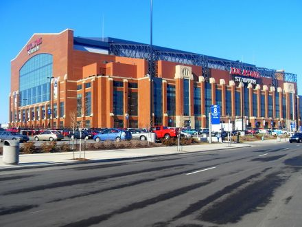 LucasOil Indianapolis Colts Stadium