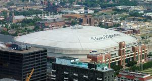 Edward Jones Dome St Louis Rams