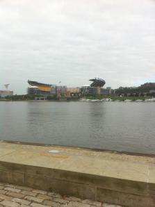 Pittsburgh Three Rivers