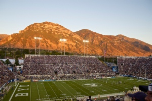 LaVell Edwards Stadium BYU