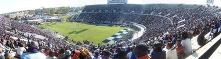 Mississippi Veterans Memorial Stadium der Jackson State University