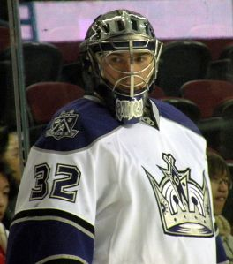 Stanley Cup MVP 2012: Jonathan Quick - ©Wikipedia