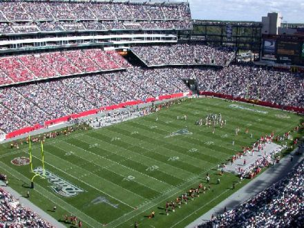 Gillette Stadium in Foxboro