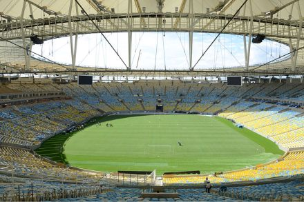 Das neue Maracana-Stadion