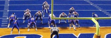Boise steht für Offense, aber die Defense ist der heimliche Superstar der Broncos - Bild: Wikipedia.