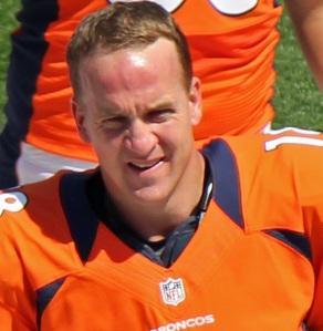 Peyton Manning - Bild: Wikipedia
