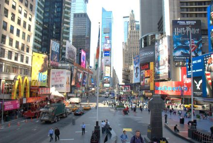 Der Time-Square