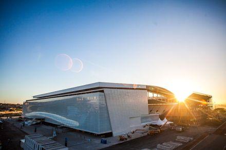 WM-Stadion Sao Paolo - Bild: Wikipedia