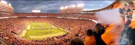 Neyland Stadium der University of Tennessee