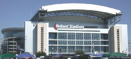 NRG Stadium (einst Reliant Stadium)