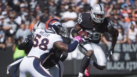 Denver Broncos Oakland Raiders